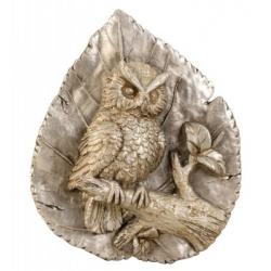 Závesná dekorácia - sova
