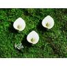 Keramický kvet