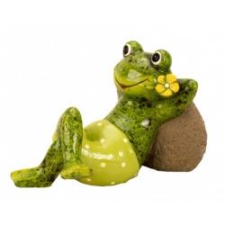 Dekorácia Žaba