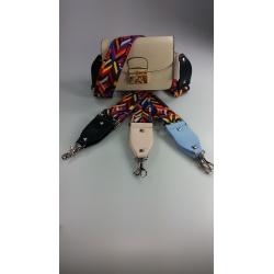 Farebné uško na kabelku