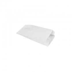 Papierové vrecko - farba biela