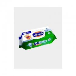 Vlhké utierky - antibakteriálne - 80ks