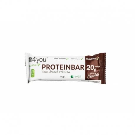 Proteínová tyčinka - 60g - čokoláda