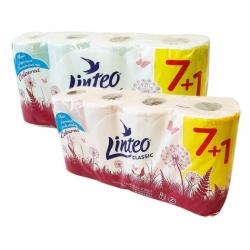 Toaletný papier - 2 vrstvový - 8ks
