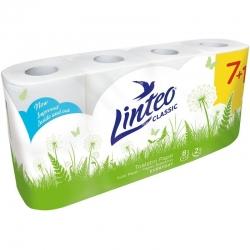 Toaletný papier - 2 vrstvový - 8ks - biely