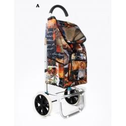 Nákupná  taška na kolieskach