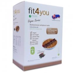 Bielkovinová raňajková kaša 10 x 60 g - vegan