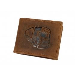 Kožená peňaženka Wild