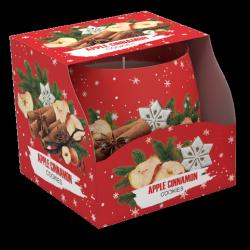 Sviečka Apple Cinnamon Cookies